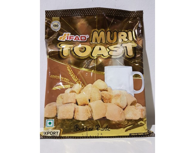 IFAD Muri Toast Biscuit 350 gm